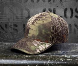 Descuento sombreros de camuflaje Los nuevos hombres del sombrero de camuflaje casquillo al aire libre del ocio de cascabel serpiente pitón de béisbol gorra de camuflaje Ejército de los aficionados cc709