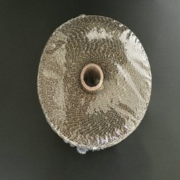 Wholesale Titanium Rock Fiber Exhaust Header Heat Wrap quot x Roll With Stainless Steel Ties Kits