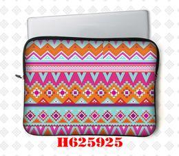 Wholesale Neoprene Computer Bag For Macbook Pro Portable Laptop Bag inch Netbook Zipper Sleeve Case Tablet Cover Bags