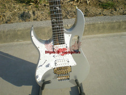 new custom Left-handed gray Electric Guitar Gold Hardwares,Can be Customized