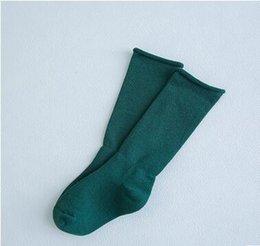 Wholesale Best Quality New Children Cotton Socks Toddlers Baby Leg Warmer Tube Socks Arm Warmers Baby Leggings Legwarmers leg warmers Free Ship