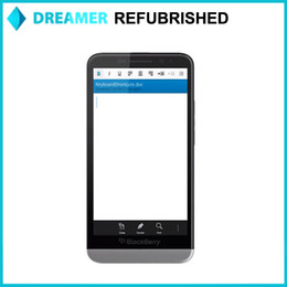 Wholesale 3x Original Refurbished BlackBerry Z30 inch x720 Dual core RAM ROM BlackBerry Natural Sound UNLOCKED apart