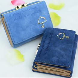 Brand New women purse Small fresh long Korean letters cute little wallet frosted Wallet women short ladies purse Women wallet Free Shipping