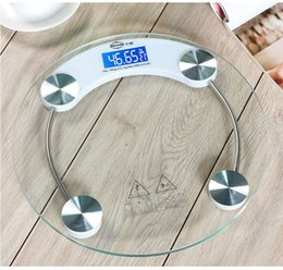 Wholesale Household electronic scales electronic scales ultra precise scales weighing human adult body weight is healthy weight loss