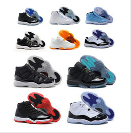 Wholesale Best retro bred concord Space Jam Legend gamma blue XI men basketball shoes sneakers retro Outdoor sports shoes all sizes