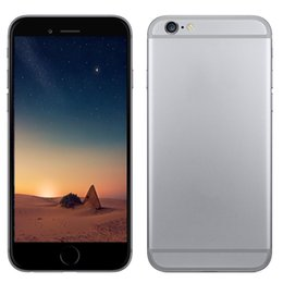 Wholesale 5 inch Goophone i6s Plus Dual Core MTK6572 Android mb GB G Phone Show fake G Unlocked i6s sealed box