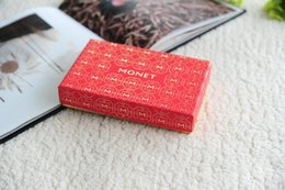 [Simple Seven] Wholesale Trend Red Gift Box for Jewelry , Bracelet Packing, Ring Carrying Case, Necklace Gift Package (Big)