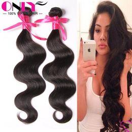 Wholesale Cheap Grade Weave - 7A Grade Malaysia Virgin Human Hair Body Wave Unprocessed Virgin Malaysia Hair 3 Bundle Deals Cheap Price Malaysia Remy Human Hair Weaves