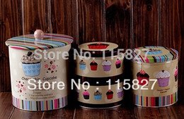 Wholesale Jumbo Choco chip Design Cookie Jar Candy Can Creative Storage Box Home Storage Hot Selling