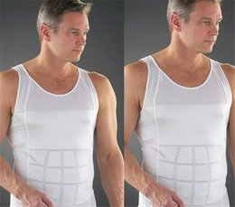 Sexy Girdles Body Shapers Comfortable Belly Shaper New For Men Slimming Shirt Elimination Of Male Beer Belly Men Body Shapewear D716