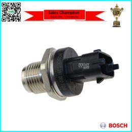 Wholesale For BOSCH Fuel Rail Pressure Sensor For CUMMINS VOLVO IVECO MAN FIAT JACK RENAULT