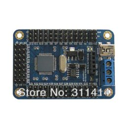 Wholesale 1piece Channel Servo Motor Control Driver Board For Arduino Robot Project and Chassis Robot DIY Retail Promotion
