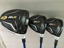 Wholesale 2016 Golf clubs M2 driver loft M2 Fairway woods Regular flex M2 Golf Woods Come headcovers