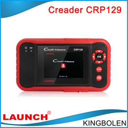 Wholesale Top Selling Original Launch X431 Creader CRP129 ENG AT ABS SRS EPB SAS Oil Service Light resets Code Scanner CRP