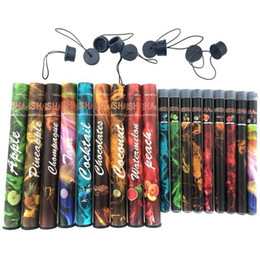 Disposable e Cigarette Shisha Pen Eshisha Disposable Electronic Cigarettes Shisha Time E cigs 500 Puffs 30 Type Various Fruit Flavors Hookah