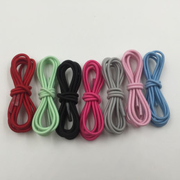 (30 pairs Lot)Wellace elastic shoelaces for adults replace shoe laces with elastic black thread boot laces custom shoestrings for athletic