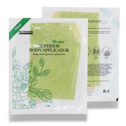 Wholesale One Box Wraps Neutriherbs Body Applicators it works Detox Tighten Tone Firm slimming abdomen belt Weight Loss slim patches