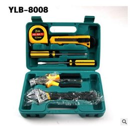 Wholesale Hardware tools car emergency kit with a wrench Vehicle Tools real estate gift tool set