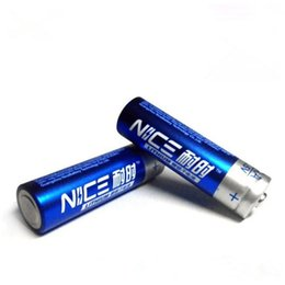 Wholesale 2pcs Brand New NICE SUPER Lithium battery V Powerful AA battery li ion batery Good price and quality year shelf life
