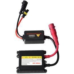 Wholesale HID Xenon Slim Ballast Blocks Ignition W A Water proof Xenon Kit for Bulb H1 H4 H7 H11 k k