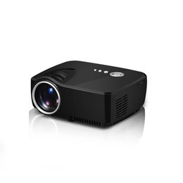 Free DHL Easy Micro GP70 1080P Full HD Mini Portable Projector LED Home Theatre Beamer Multi-Media Player Game Video USB SD Cinema Proyector