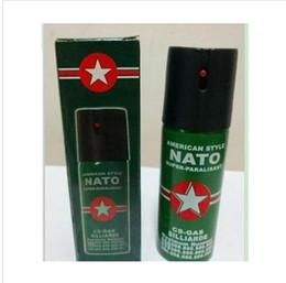 Wholesale 2016 hot perfume bottle style self defense pepper spray tear gas ML in stock now