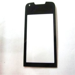 Wholesale Original black gold silver For Nokia A Arte Front Outer Glass Lens Tracking