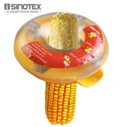 Wholesale Kitchen Necessary Helper Easy Peel One Step Corn Kerneler Stripper Peeler Remove Corn Separator