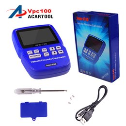 Wholesale Super VPC100 Vehicle PinCode Calculator With Tokens tokens for Auto Locksmith VPC100 Pin Code by dhl
