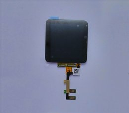 Wholesale Original new For iPod Nano mix color LCD display with touch screen digitizer complete Assembly