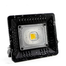 LED flood lights 50W Waterproof IP67 for Outdoor, 6000K, 4000LM, 250W Halogen Equivalent, Security Lights, Flood Light,White