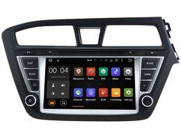"""Autoradio navigation india en Ligne-Quad Core Android 5.1.1 lecteur dvd voiture Pour 8 """"HYUNDAI I20 2015 INDE AUSTRALIE UK gps bluetooth radio stéréo DVR 3G unités tête de navigation"""