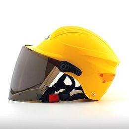 Wholesale 2016 New Good quality Manufacturers motorcycle helmet Electric car helmet Sun helmet Norman summer helmet