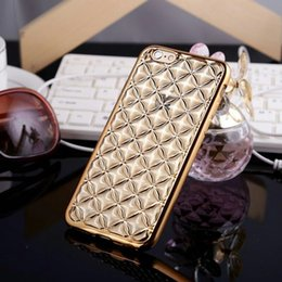 Wholesale New style electroplating TPU the best quality cell Phone case For S splus