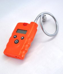 Wholesale Portable hand held alcohol detector leak alarm device explosion