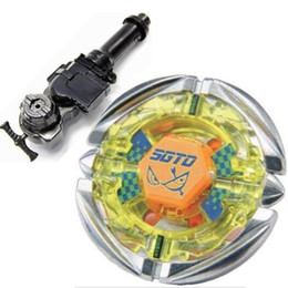 1Pcs Retail 4D Beyblade Flame SAGITTARIO C145S Metal Fusion 4D Beyblade BB-35 Beyblade +L-R Starter Launcher + Hand Grip
