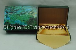 Wholesale luxury Mens For ROLEX Watch Box Original Inner Outer Woman s Watches Boxes Men Wristwatch