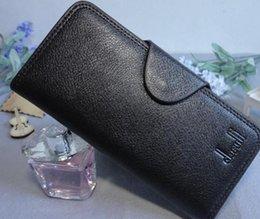 Monederos de las señoras de descuento en Línea-La nueva marca señoras billetera tarjeta de viaje de negocios paquete de descuento paquetes bolsa mujer hembra Monedero 211