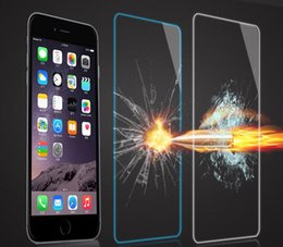 For Iphone 7 Tempered Glass Screen Protectors For Iphone 7 Plus Iphone 6 2.5D Explosion Shatter Screen Protector