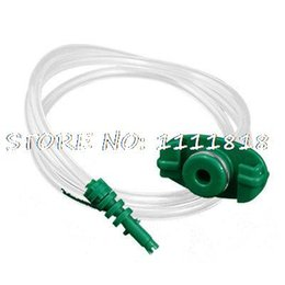 Wholesale Clear Air Hose Glue Dispenser Adapter for CC Syringe