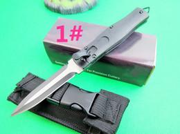 Recemend mi 3 models optional Hunting Folding Pocket Knife Survival Knife Xmas gift for men copies 1pcs freeshipping