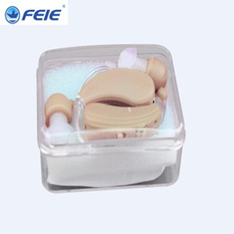 Wholesale Double Ear Aid Hearing Devices Analog Reachargeable Medical Audiphone S S