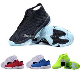 Wholesale New air future Shoes Future Basketball Shoe Lows Men Man Hombre Zapatillas Sports Trainers future low Sneakers Basketball shoes White Low