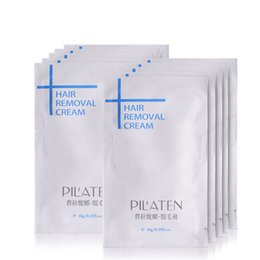 Wholesale 20PCS PILATEN Hair Removal Cream Gently Remove Armpit Hair Legs Privates Whole Body Unisex