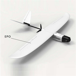 Wholesale X uav One RC Planes Drones mm Wingspan EPO FPV CH RC Aircraft Kit with S V mAh Lipo for Adult