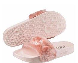Wholesale Hot Sale Original High Quality Pumas Creeper Rihanna Shoes Creeper X for Women Hombre LEADCAT FENTY Slippers Eur For