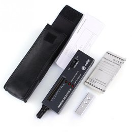Wholesale New Portable Practical Electric Diamond Hardness Tester Jewelry Rigidity Testing Tool Black