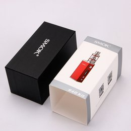 Wholesale NEW Original Smok R40 Kit With W R40 TC Box Mod mah Battery ml Micro Basic Sub Ohm TC Tank