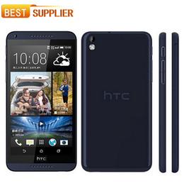 "2016 HTC Desire 816W Original 5.5"" Mobile Phone Quad Core 1.5GB RAM 8GB ROM 13MP Camera GPS Wifi Unlocked Android cellphone"