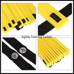 Wholesale Fashion Ladder Agility Ladder Energy Ladder Speed Training ladder soccer Agile ladder basketball Speed training ladder DHL Free